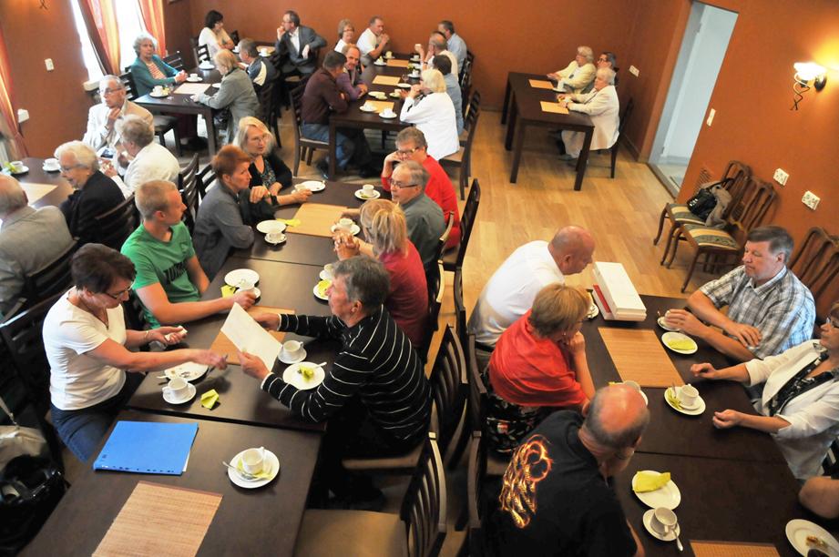 Annin kartano, Kitee 6.8.2011 vuosikokous
