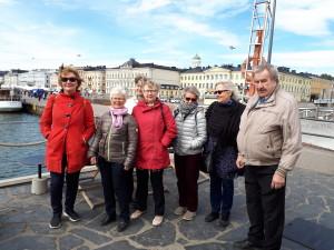 Helsinki sightseeing-risteilyä odotellaan